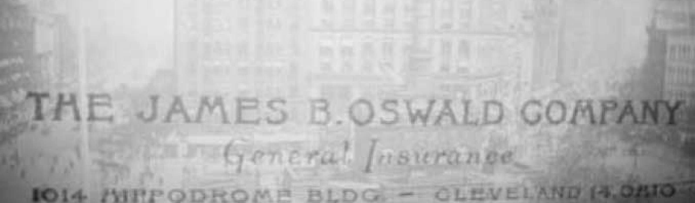 James B Oswald Historical logo