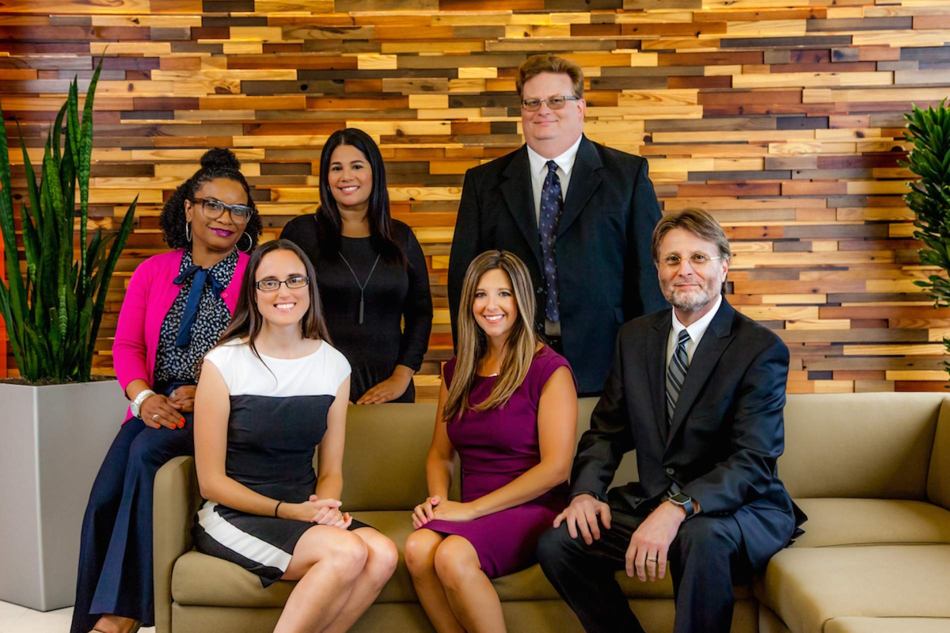 oswald Companies human resources department