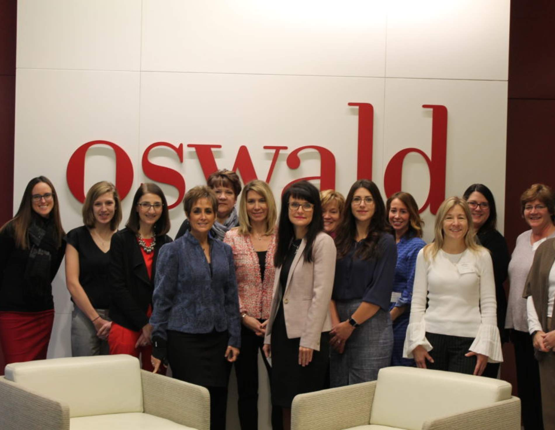 Oswald women leadership council