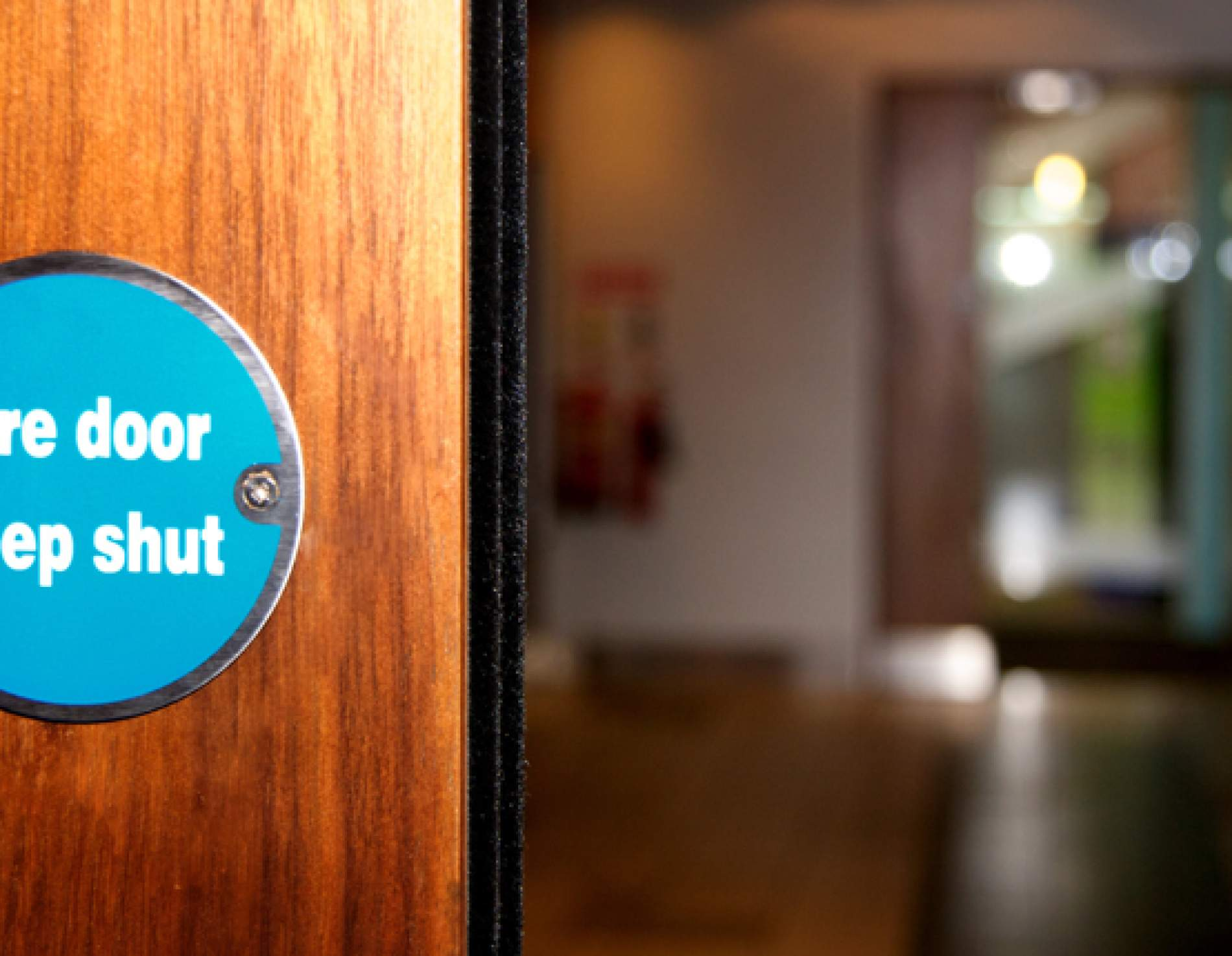 Fire Doors: Critical protections – but some maintenance required