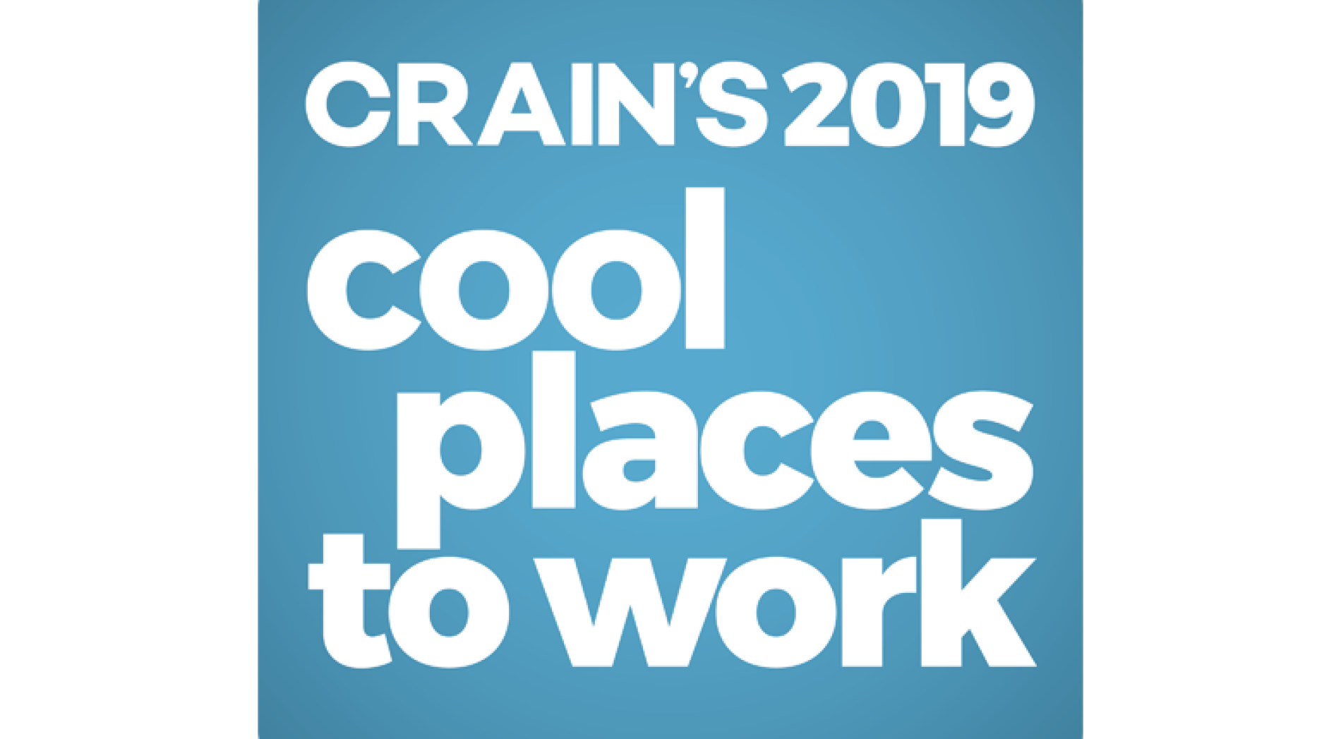 Crains Cool Places to Work 2019