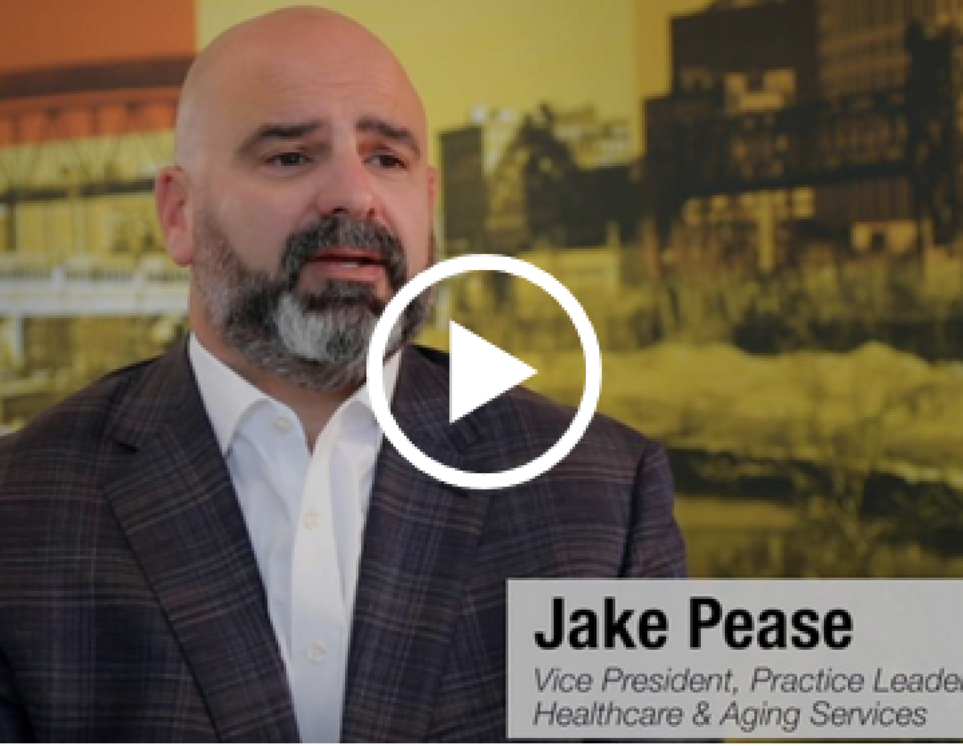 Jake Pease Healthcare Video