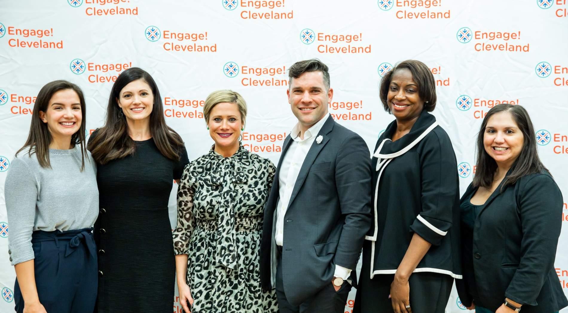 Engage Cleveland YP Oswald Companies Schmitz