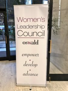 Women's Leadership Council Sign