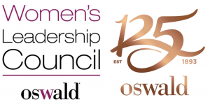 Oswald's 125th anniversary and women's leadership council