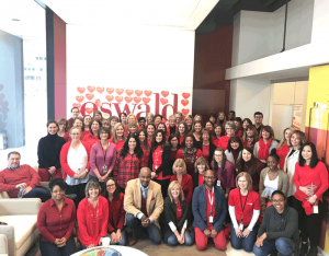 Cleveland Goes Red for Women