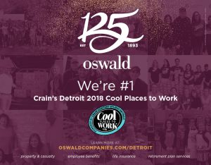 Crain's Detroit Cool Places to Work
