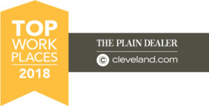 Top Workplaces Cleveland Oswald Companies